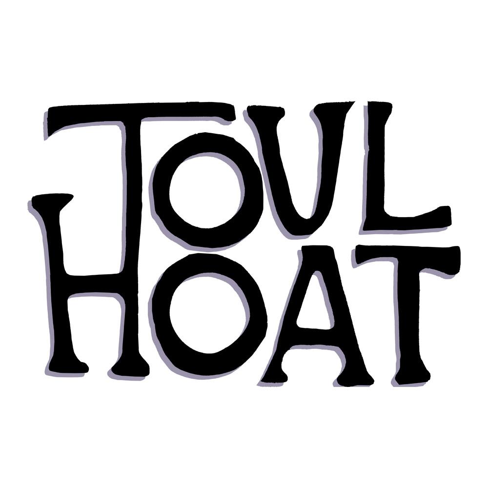 logo toulhoat noire et blanc
